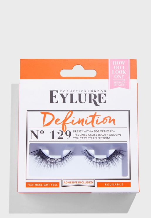 Definition Lashes No - 129