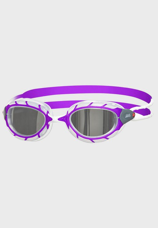 Youth Predator Mirror Swimming Goggles