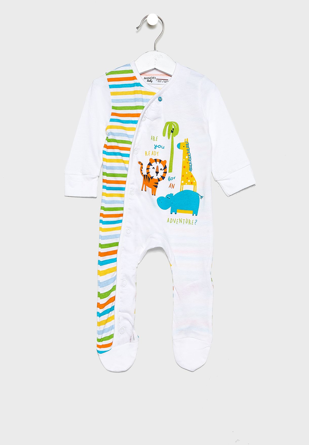 Infant 2 Pack Printed Romper