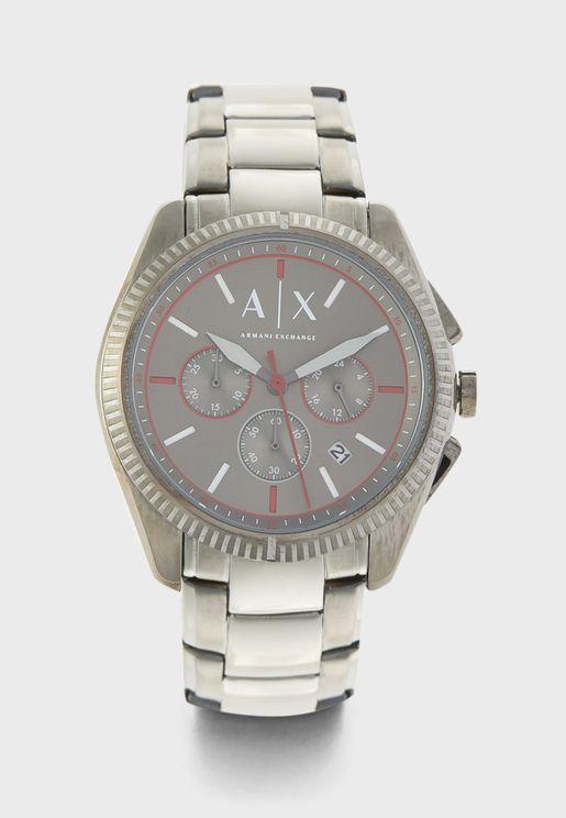 AX2851 Analog Watch