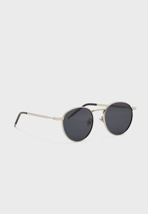 Casual Round Sunglasses