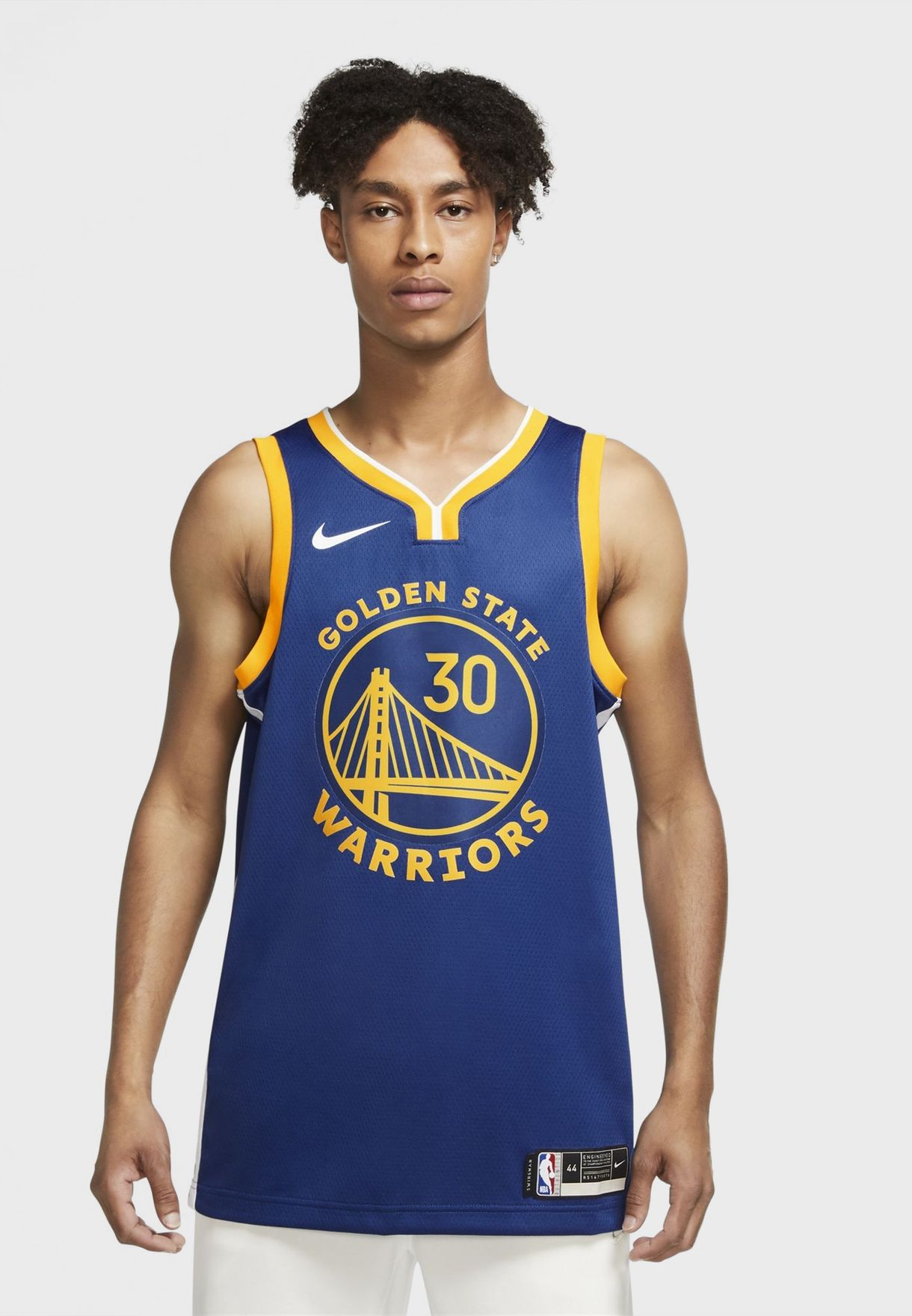 Stephen Curry Golden State Warriors Swingman Jersey