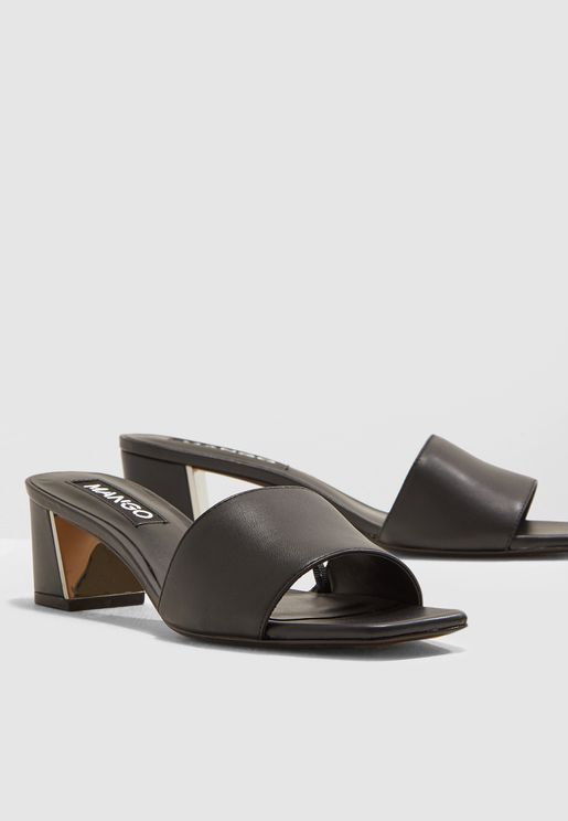 5dcac81e3939f Mid-Heel Sandals for Women