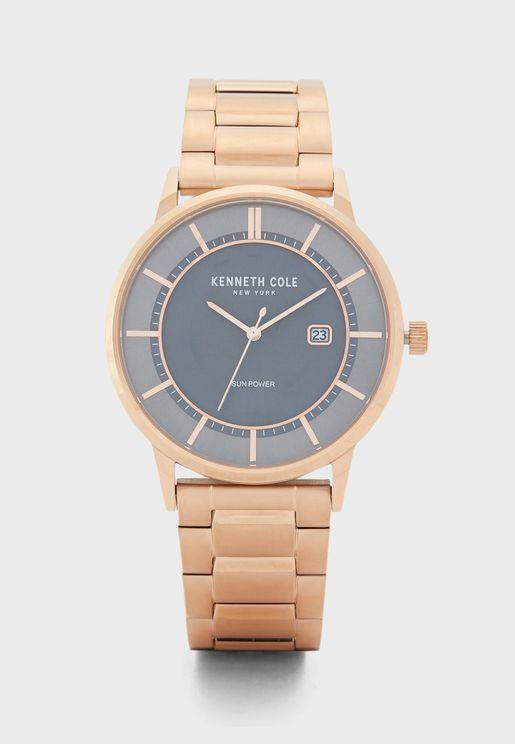 Kc50784007 Classic Analog Watch