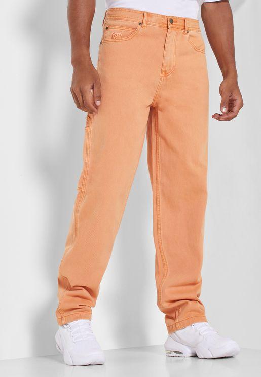 Denim Baggy Jeans