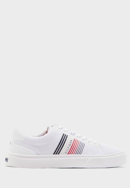 Lightweight Stripe Sneaker
