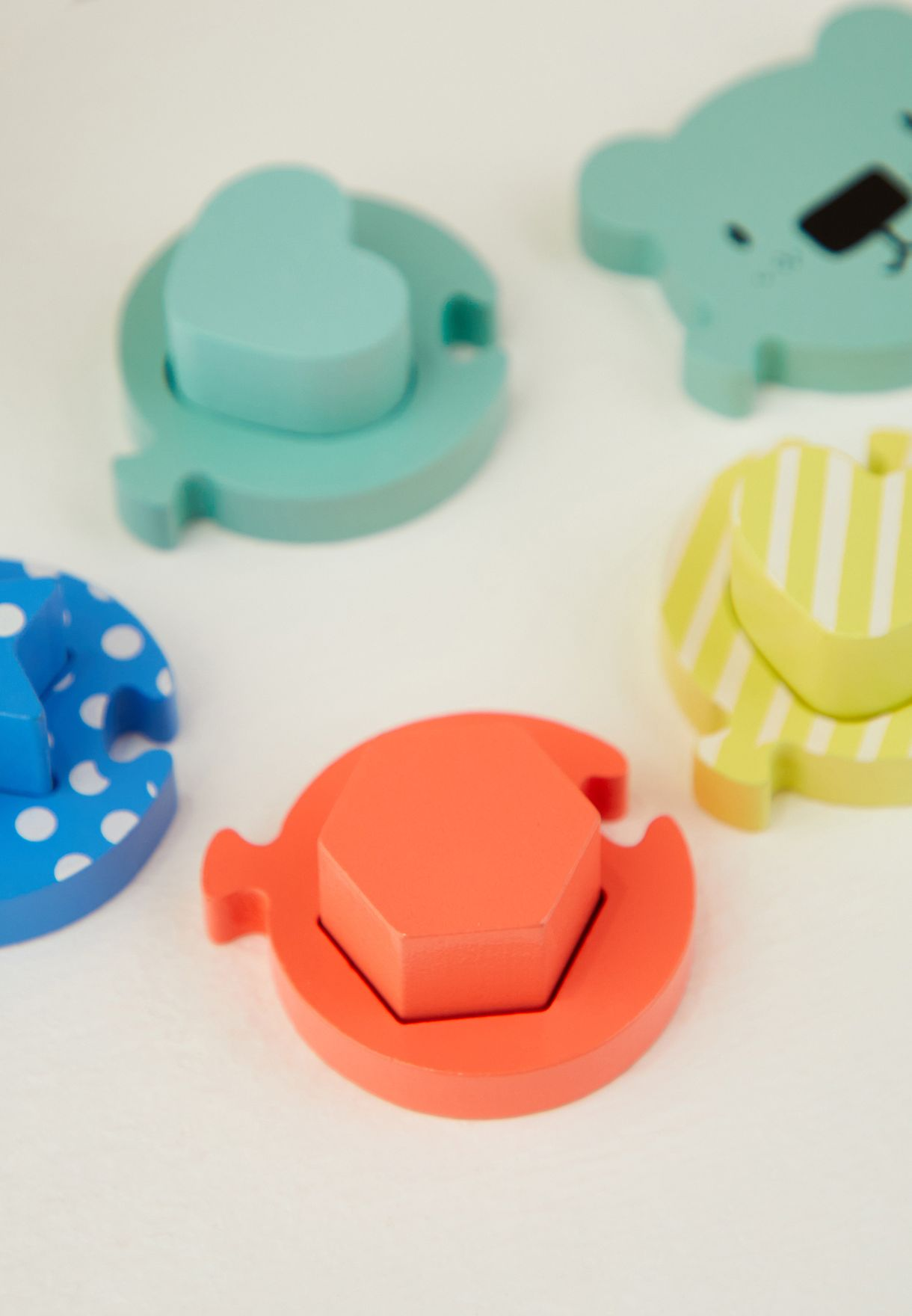 Kids Shape Sorter Toy