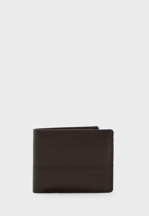طقم محفظة + حافظة بطاقات