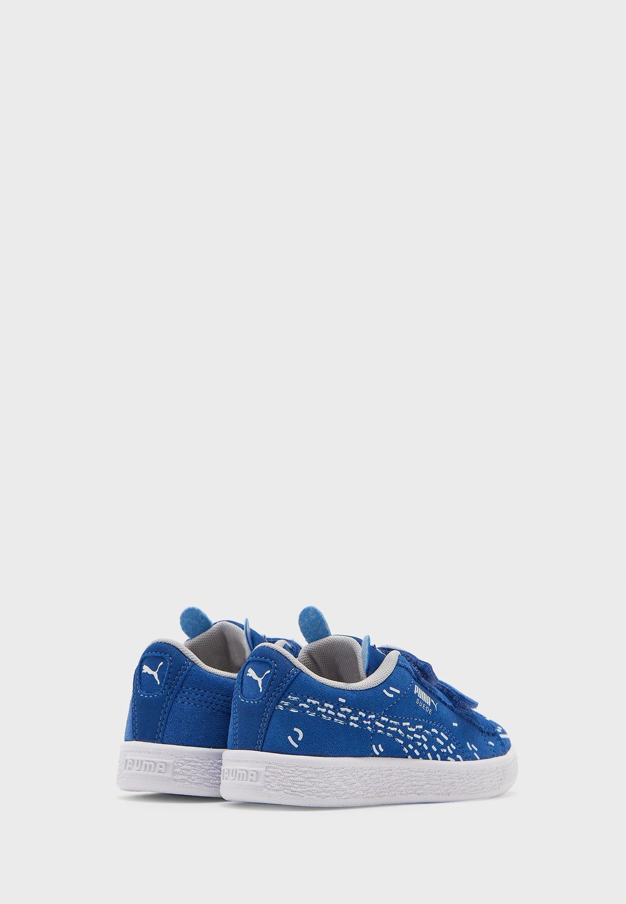حذاء مونستر فاميلي 5 شمواه للاطفال
