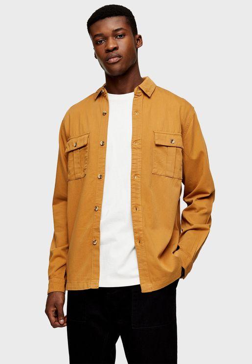 Tencel Slim Fit Shirt