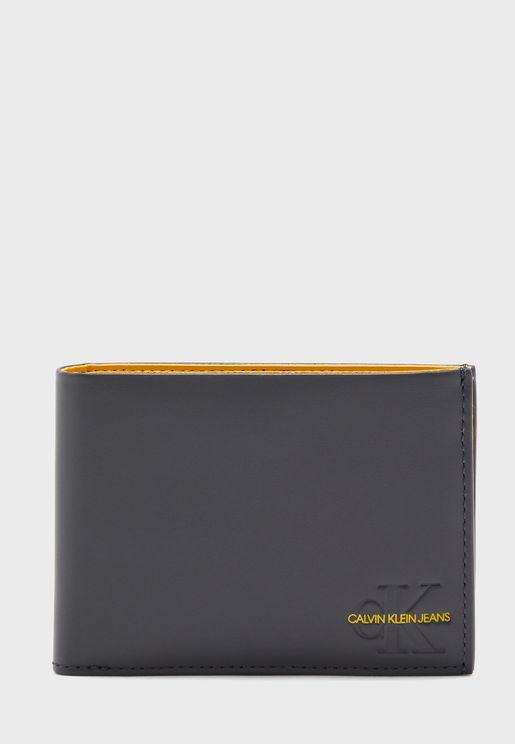 Undercover  Billfold Wallet