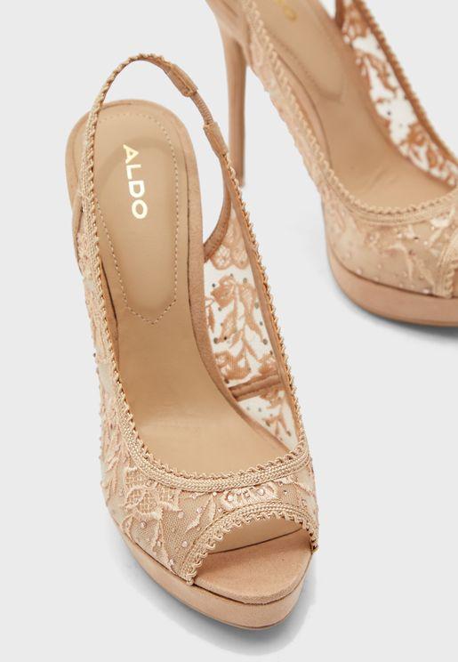 Drerradia Peep Toe Sandal