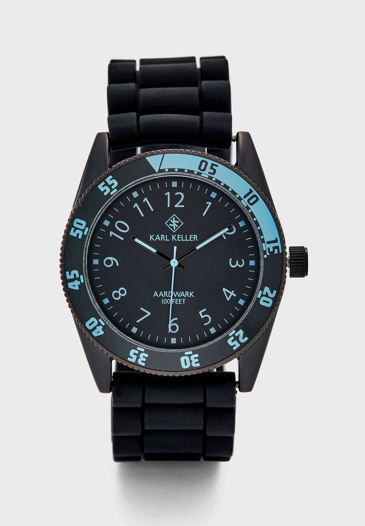 Aardwark Analog Watch