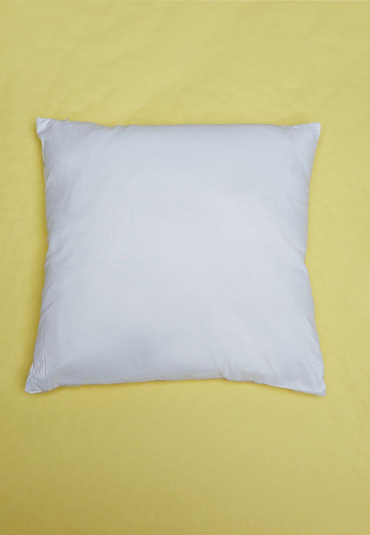 Gold Leaf Cushion