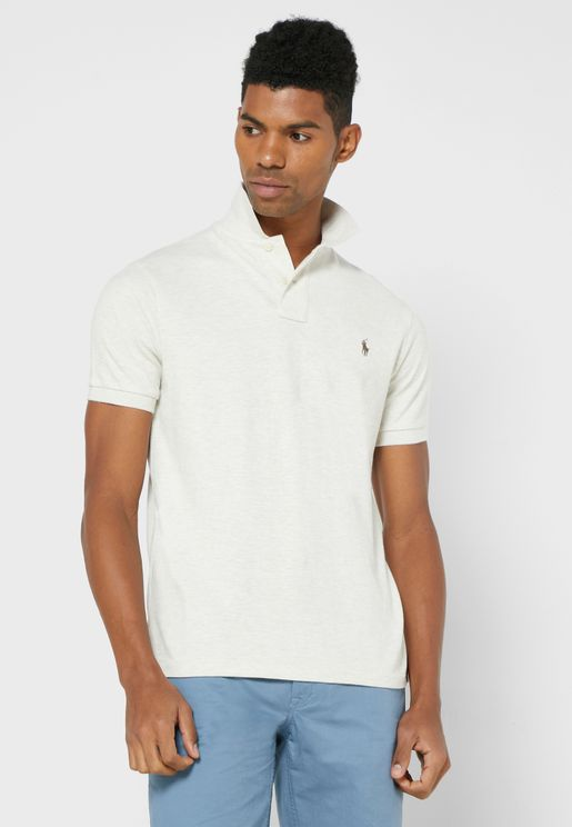 Essential Mesh Polo