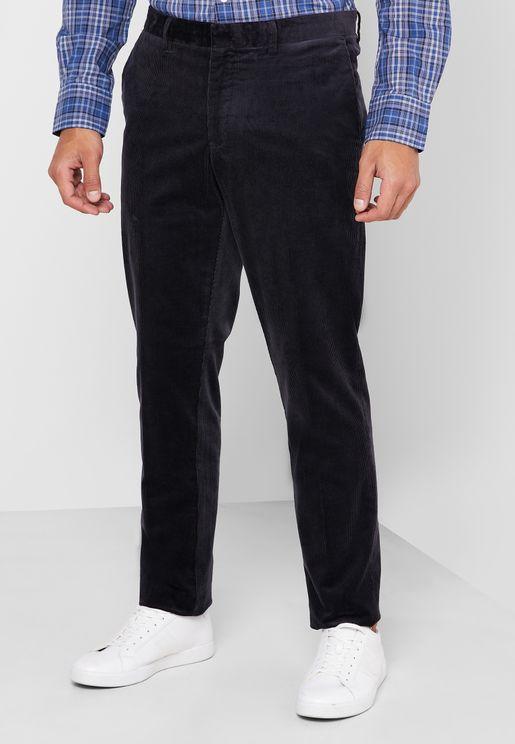 Corduroy Slim Fit Jeans