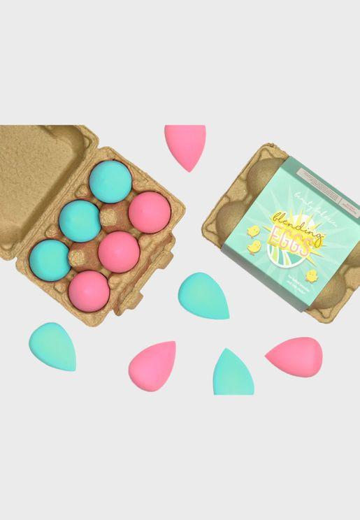 Blending Sponge Eggs