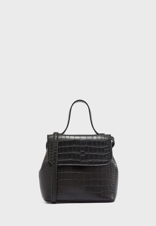3884bf0ccb47 Textured Backpack