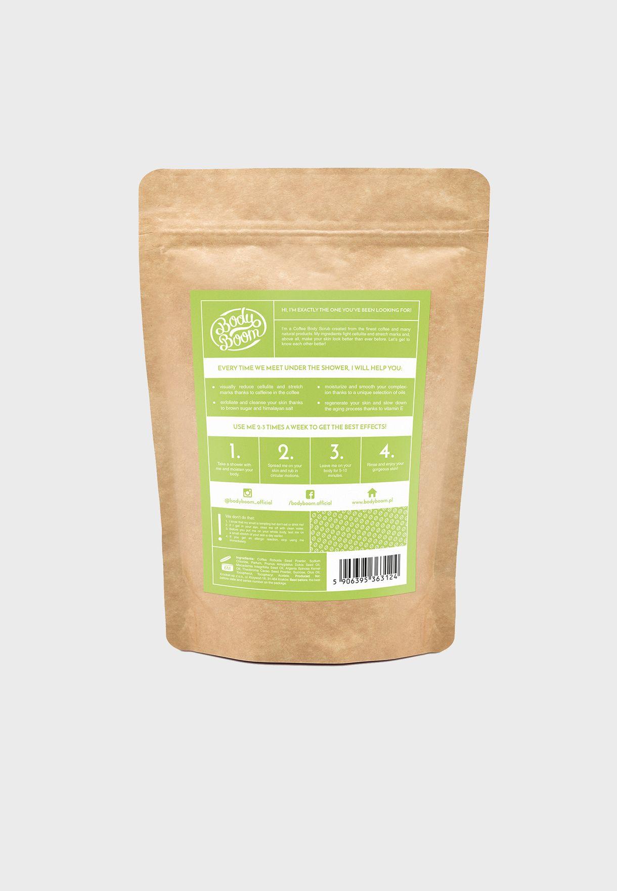 Coffee Scrub - Mango 100g