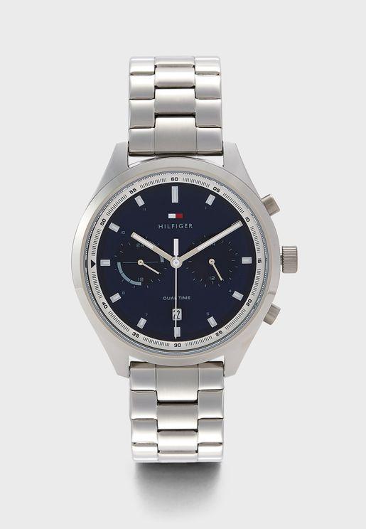 1791725 Easton 43 Mm Analog Watch