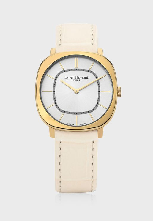 Auteuil Analog Watch