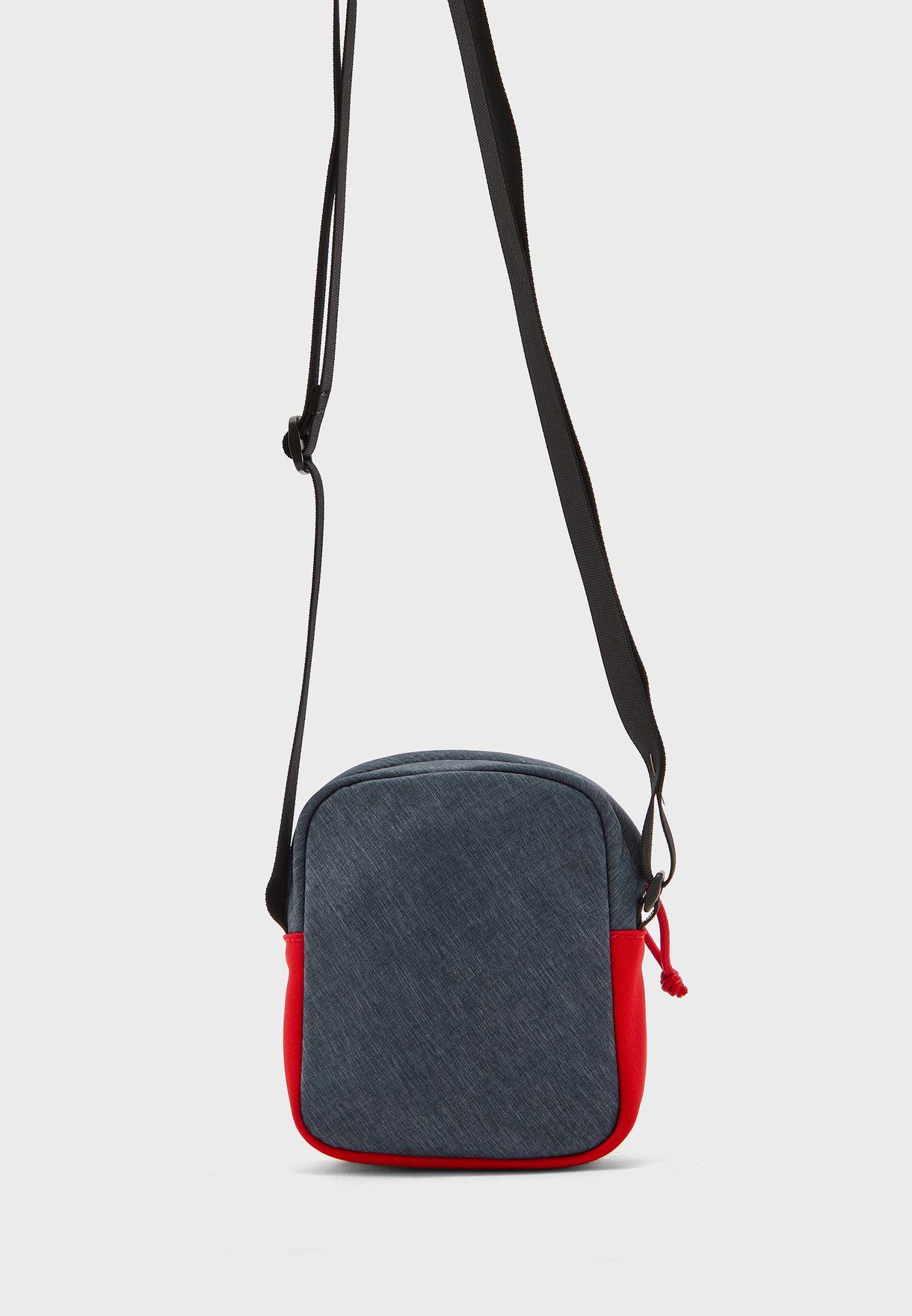 College Tech Messenger Bag