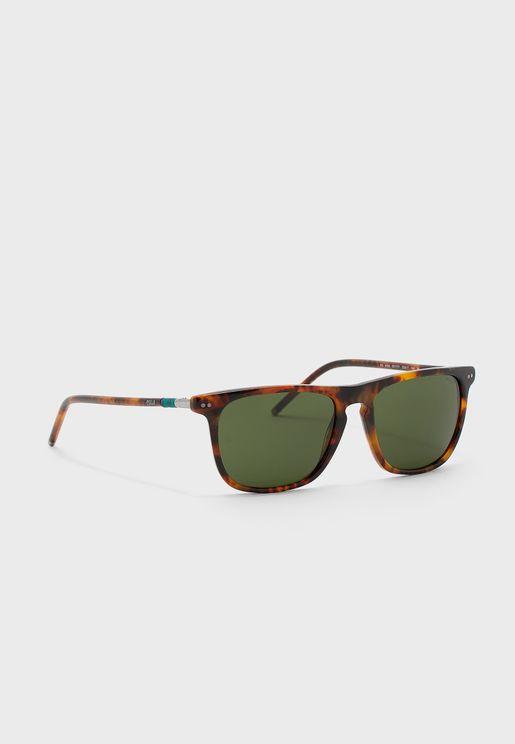 0PH4168 Square Sunglasses