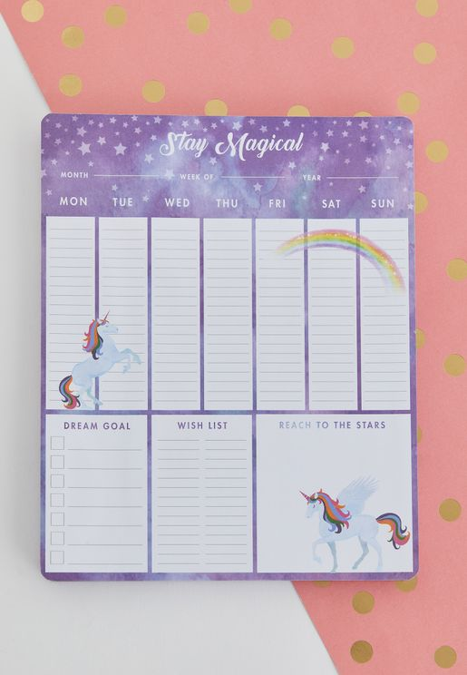 دفتر تخطيط يومي