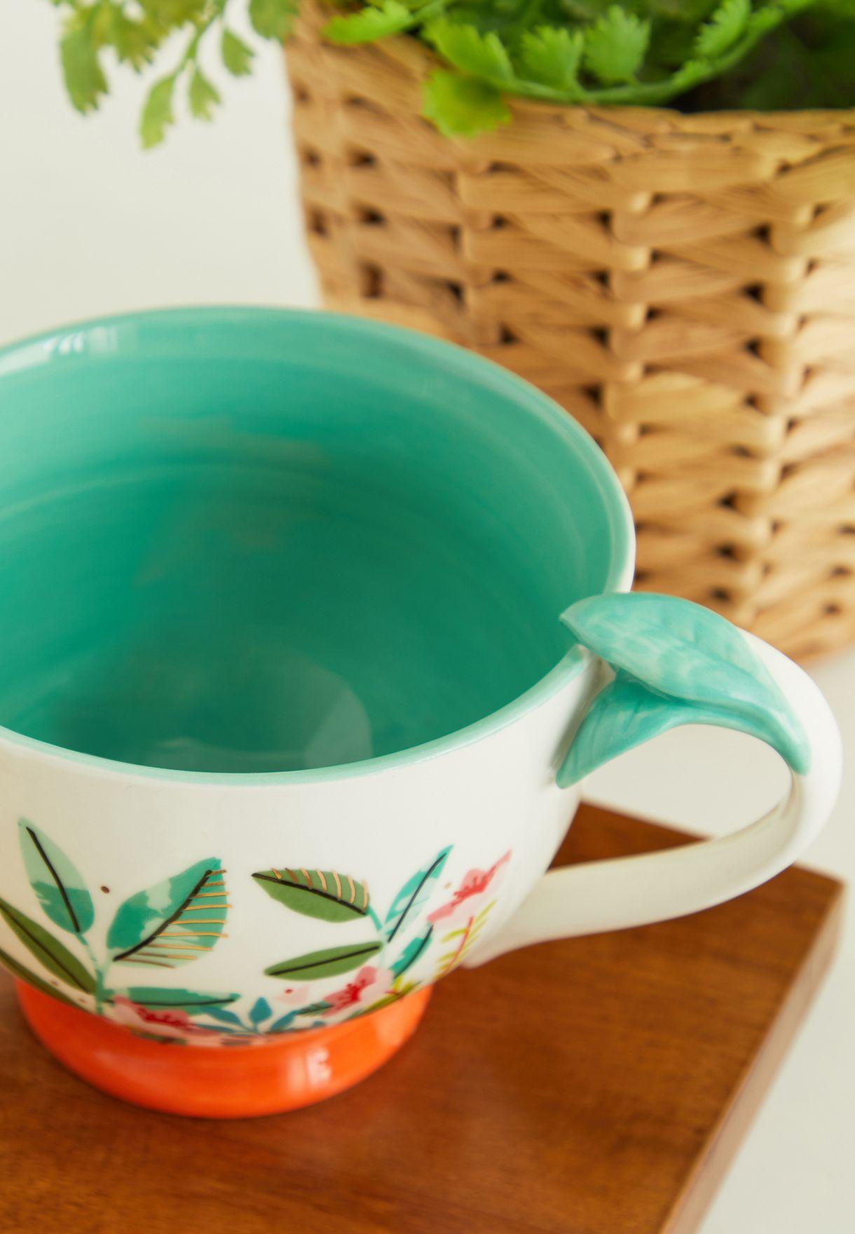 كوب شاي مطبع