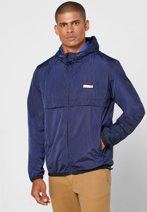 Double Hood Jacket