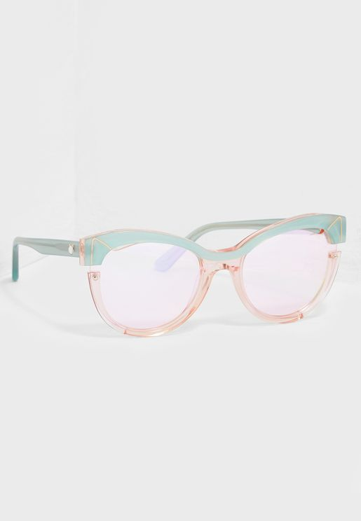 KL987S Cat Eye Sunglasses
