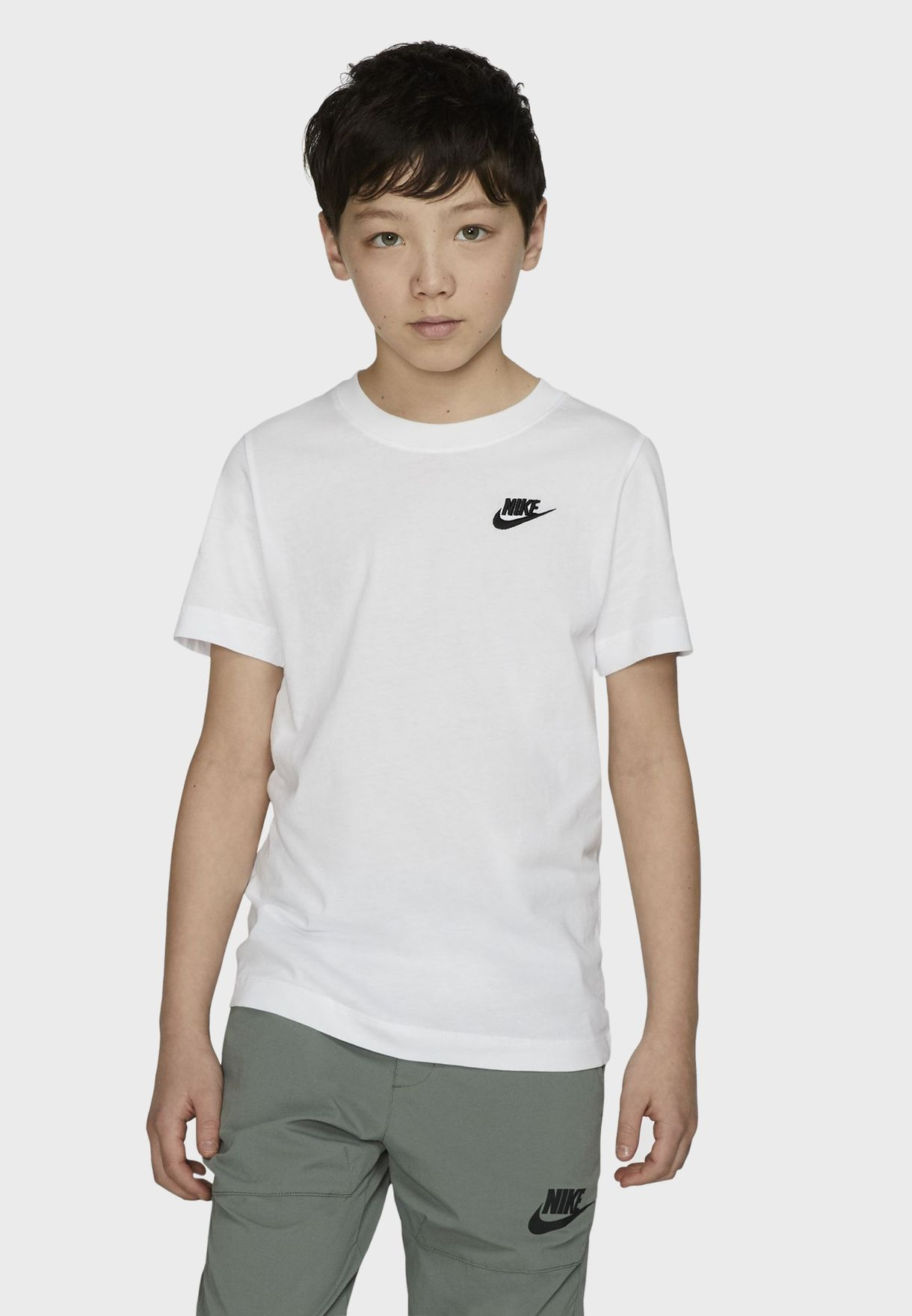 Youth NSW Futura Embroidered  T-Shirt