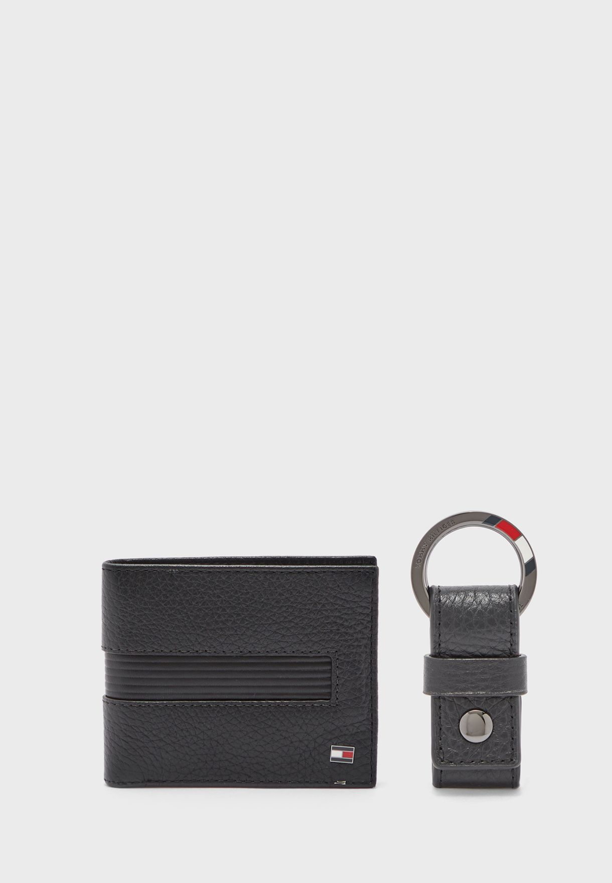 Downtown Mini Wallet With Key Fob