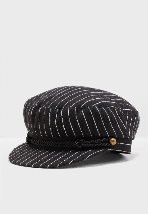 c1883f802bc69 Bakerboy Hat In Stripe