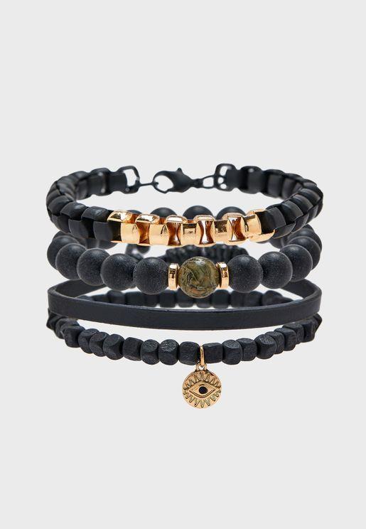 Multipack  Vabolu Bracelets