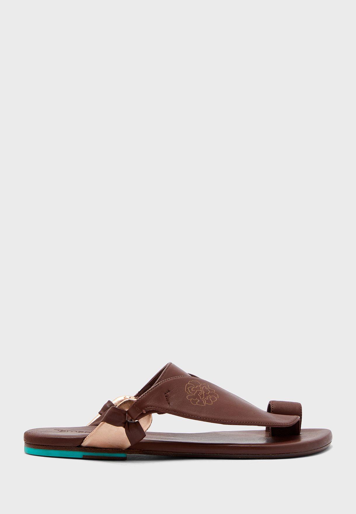 Madeeni Flat Sandal