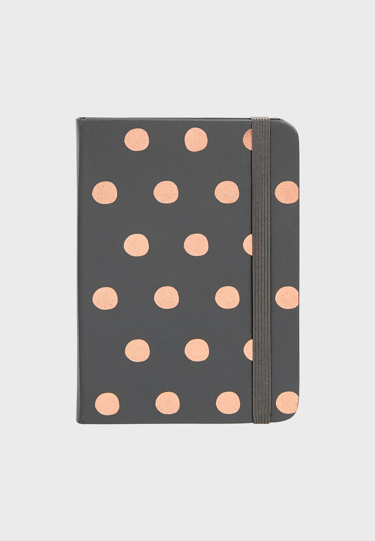 A6 Bonded Leather Journal