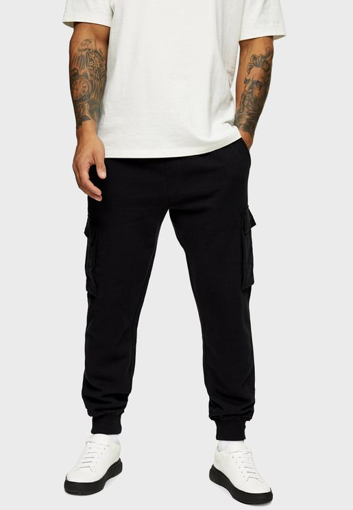 Wash Cargo Joggers