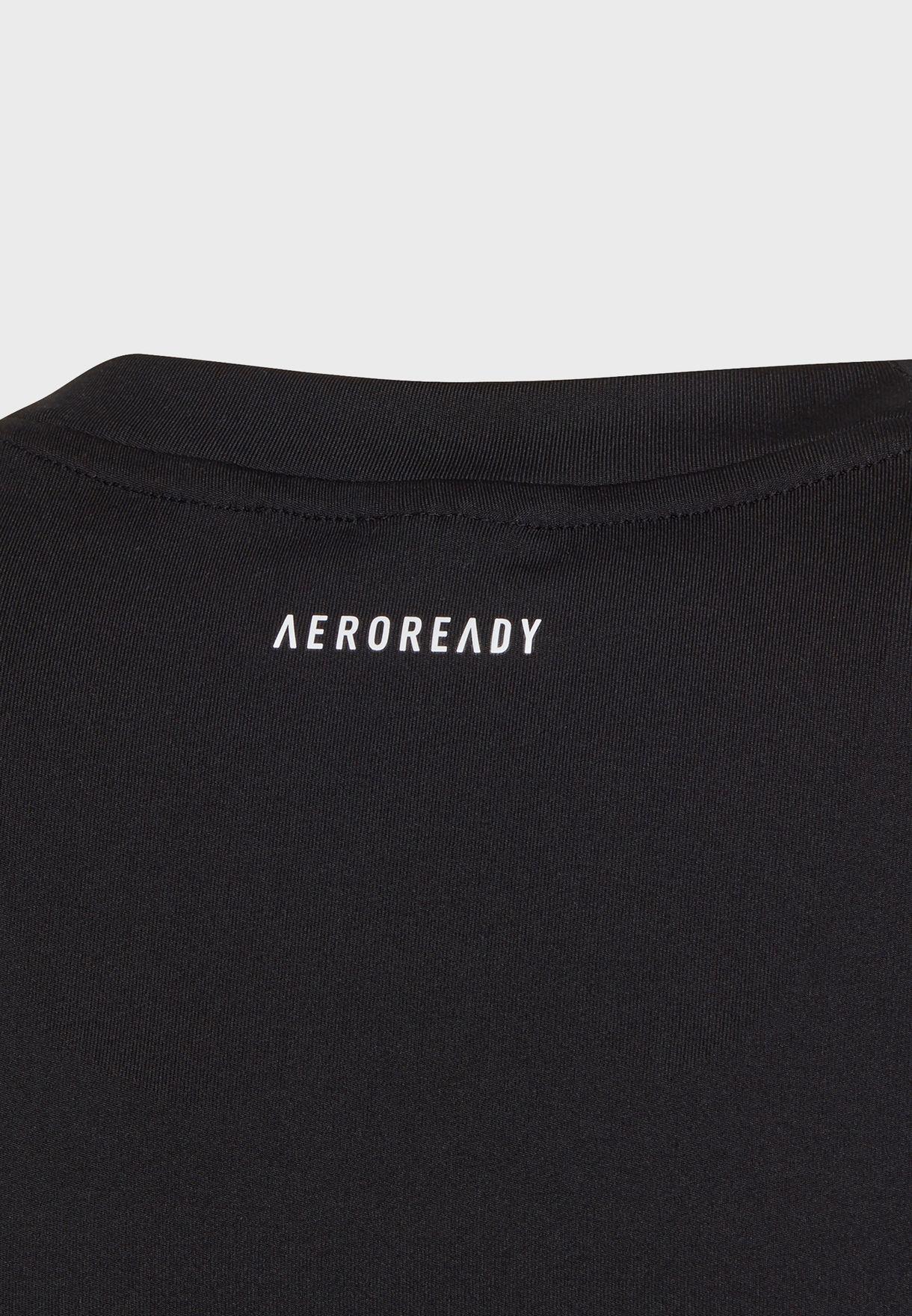 Youth Aero Ready Techfit T-Shirt