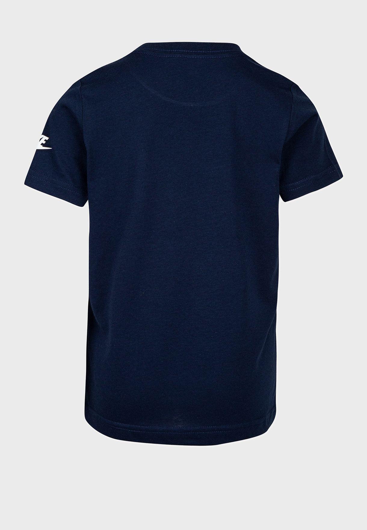 Kids Just Do It Shoebox T-Shirt