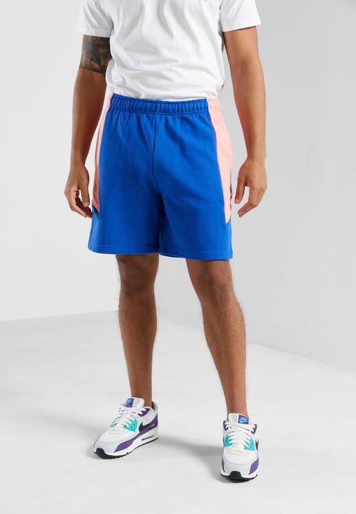 Xtreme Colour Block Shorts