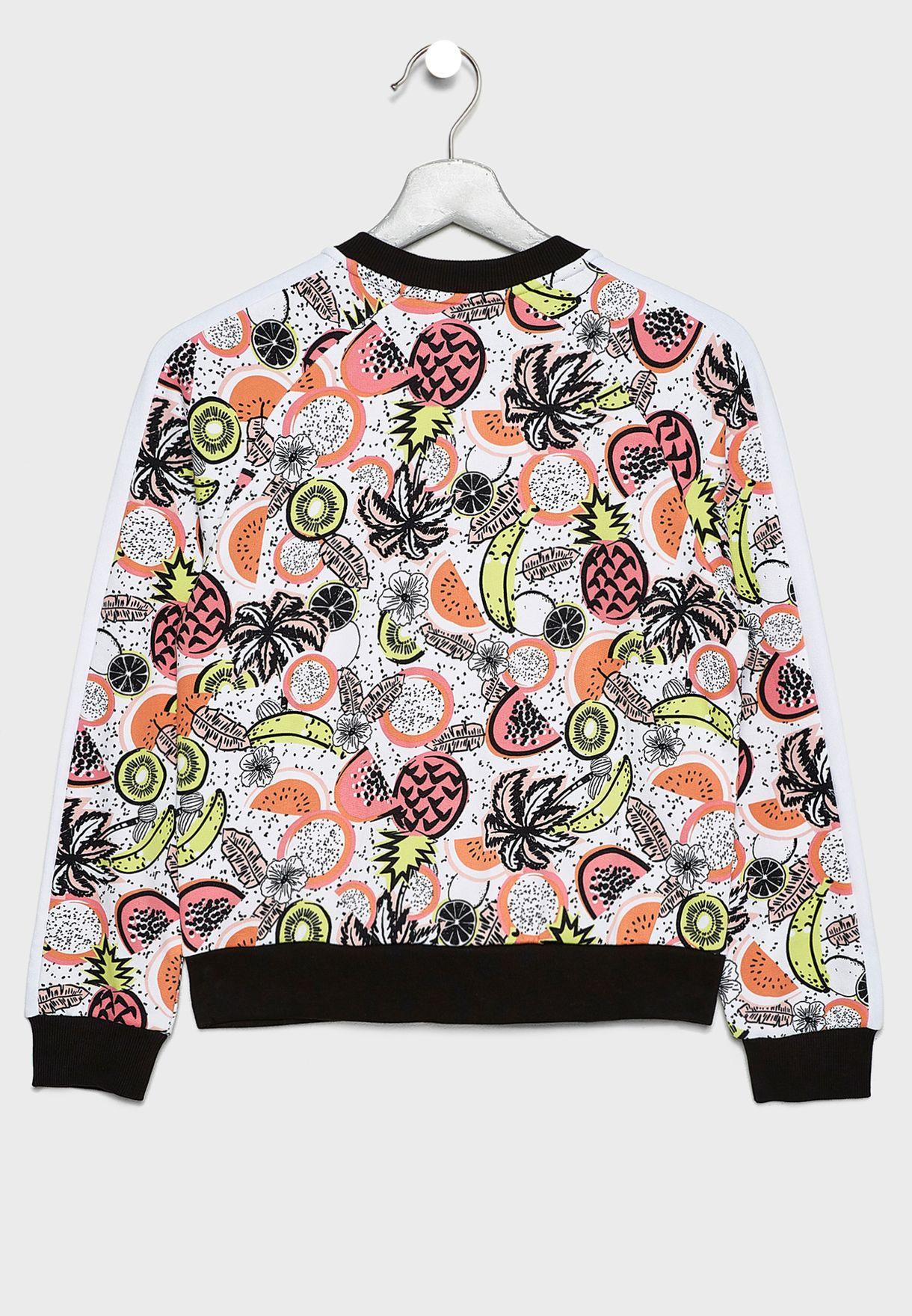 Kids Classics Fruit Bomber Jacket