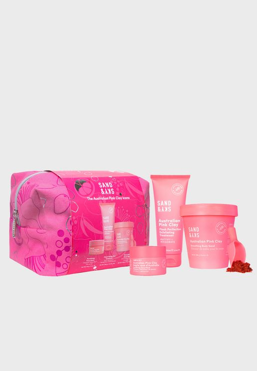 The Australian Pink Clay Icons, Saving 19%