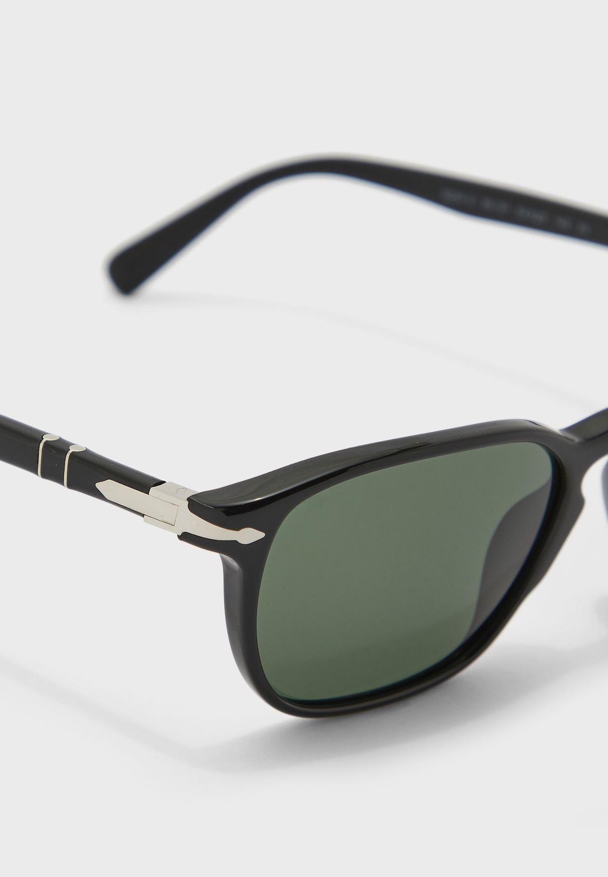 نظارة شمسية بعدسات مستطيلة 95/31