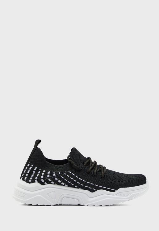 Comfort Knit Sneakers