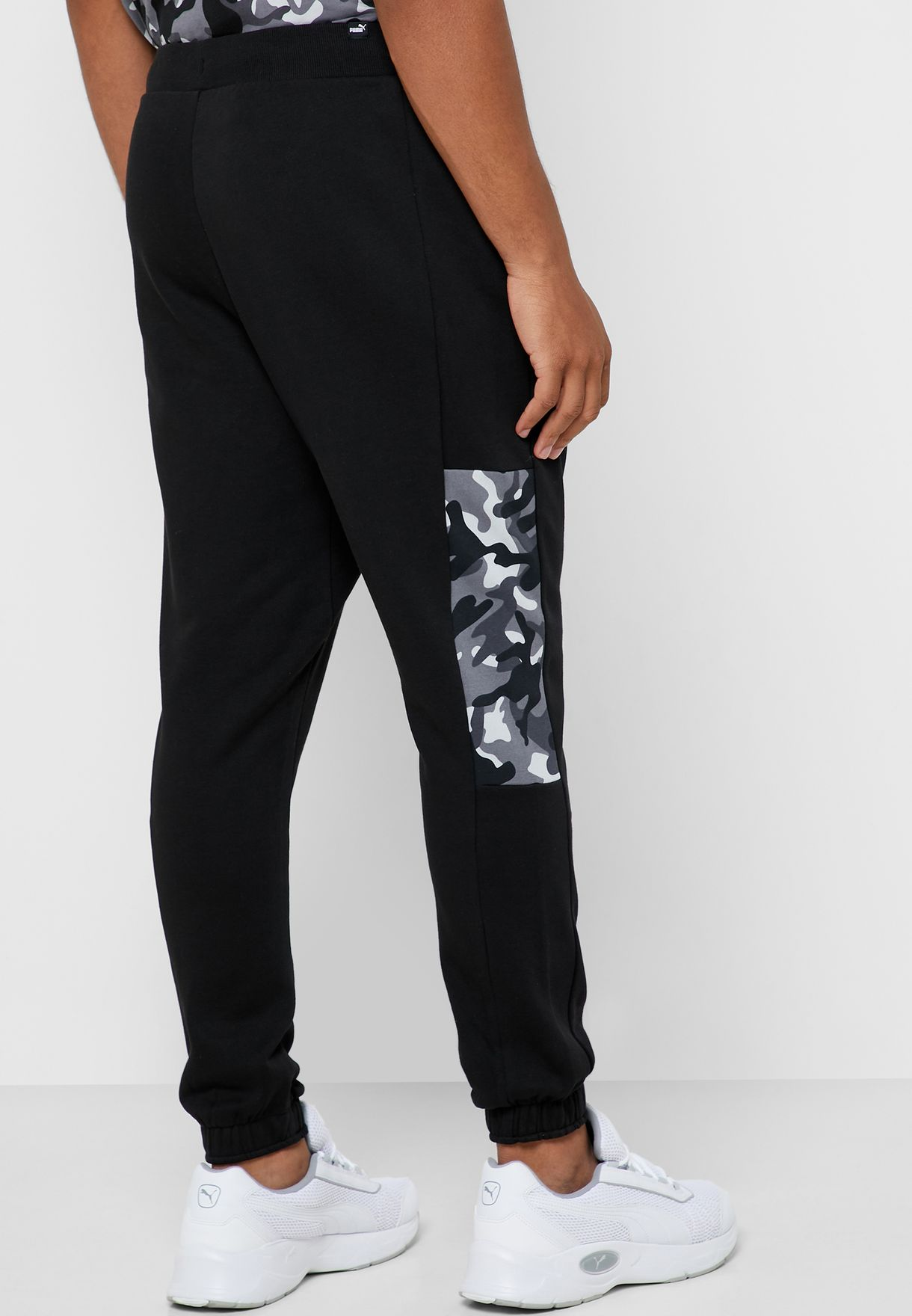 Rebel Camo Sweatpants