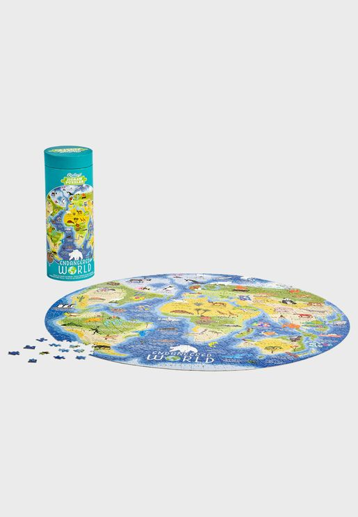 1000pc Endangered Planet Jigsaw Puzzle