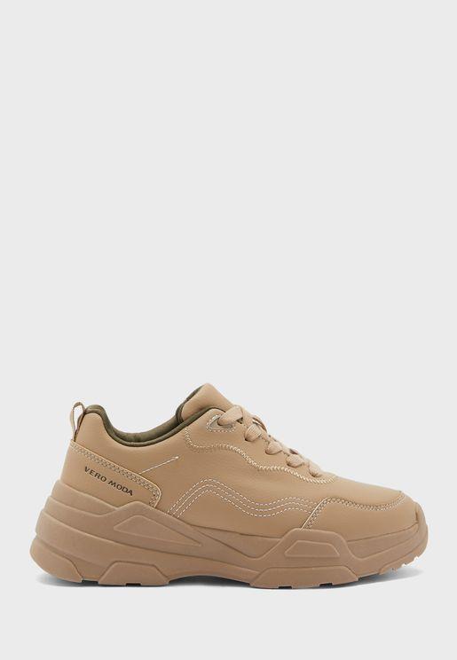 Felicia Low Top Sneakers