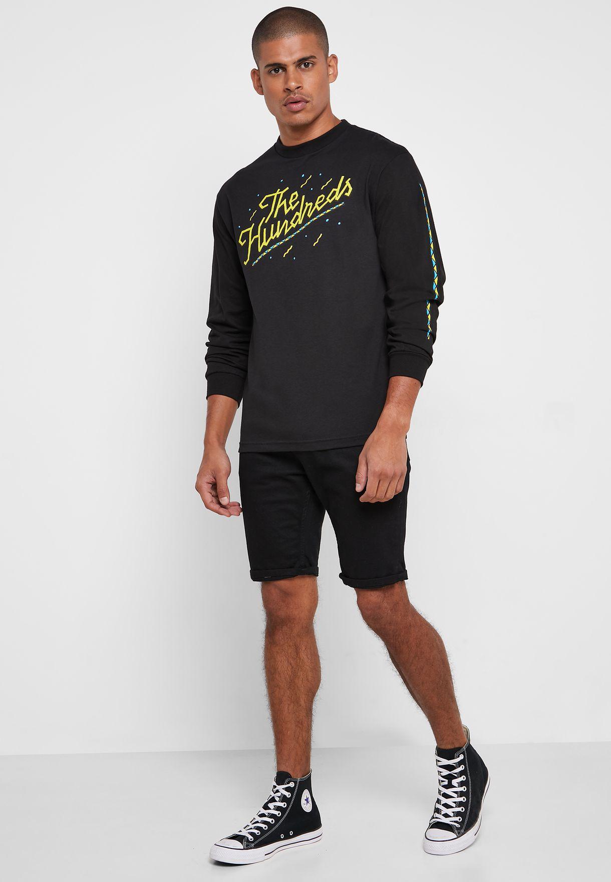 Beach Slant T-Shirt
