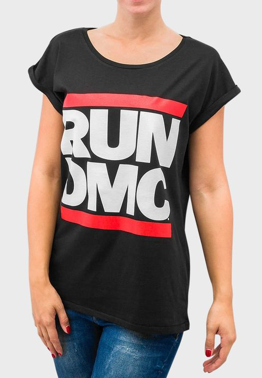 Run DMC Logo T-Shirt